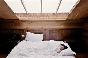 nieuw bed