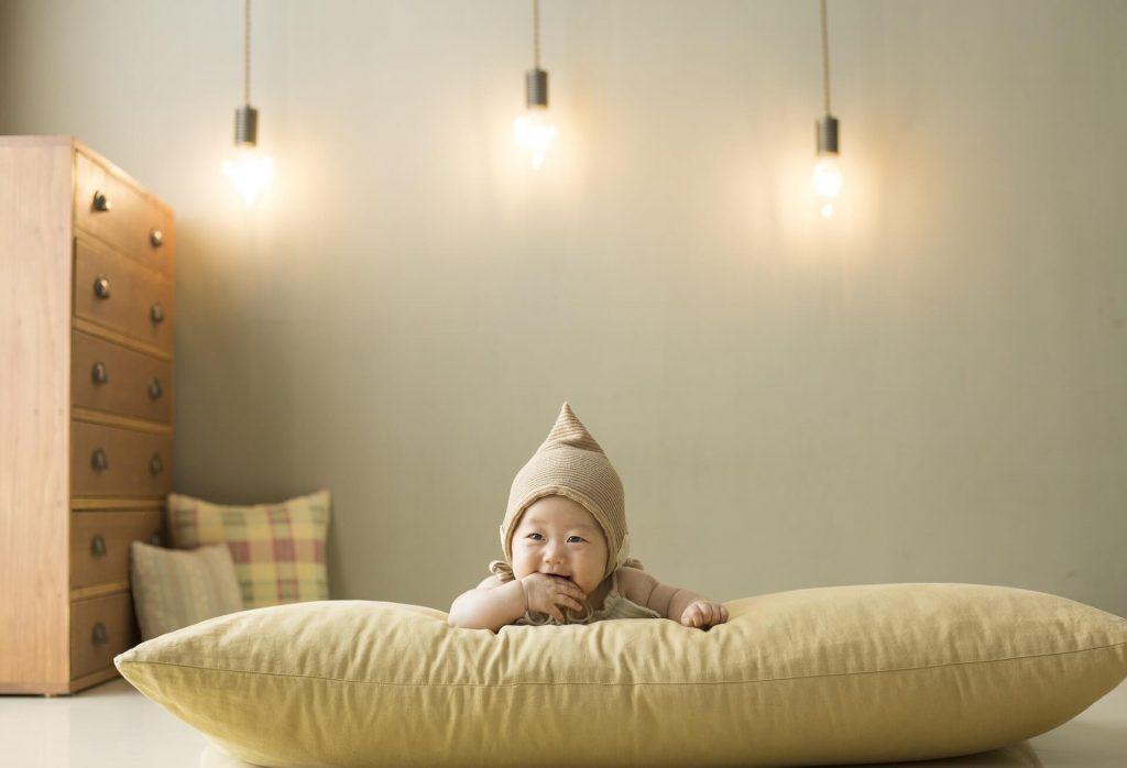 Geef je babykamer een unieke twist